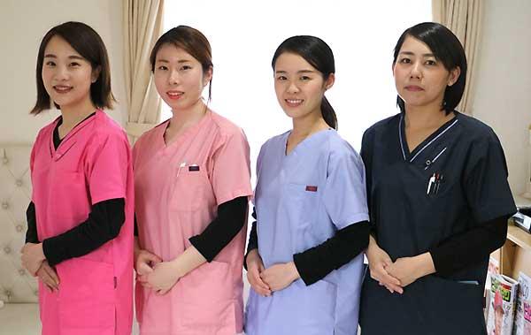 小宮歯科診療室スタッフ