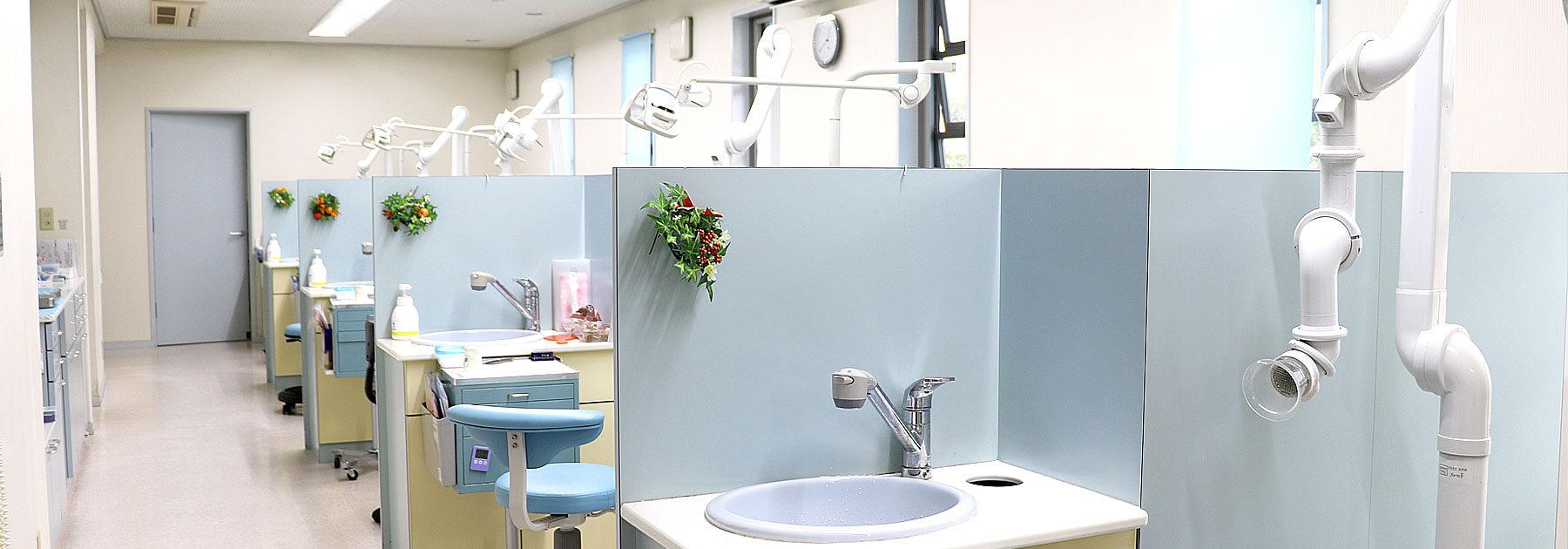 小宮歯科診療室が選ばれる特徴